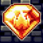 Diamond rush logo