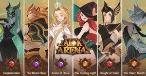 AFK Arena Mod Apk (Unlimited Diamond Money, God Mode) 1