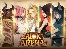 AFK Arena Mod Apk (Unlimited Diamond Money, God Mode) 2