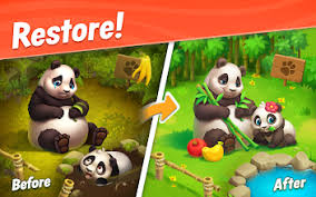 Wildscapes Mod APK 2022 – Download Unlimited Coins, Gems And Money 3