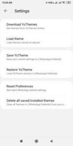 Fouad WhatsApp 2022 Latest Version Download – Anti Ban 3