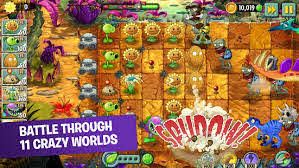 Plants vs Zombies 2 Mod APK – Download Free 2021 {Android/IOS} 1