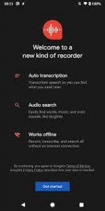 Google Recorder Mod APK 2021 – [Download Android/IOS] 1